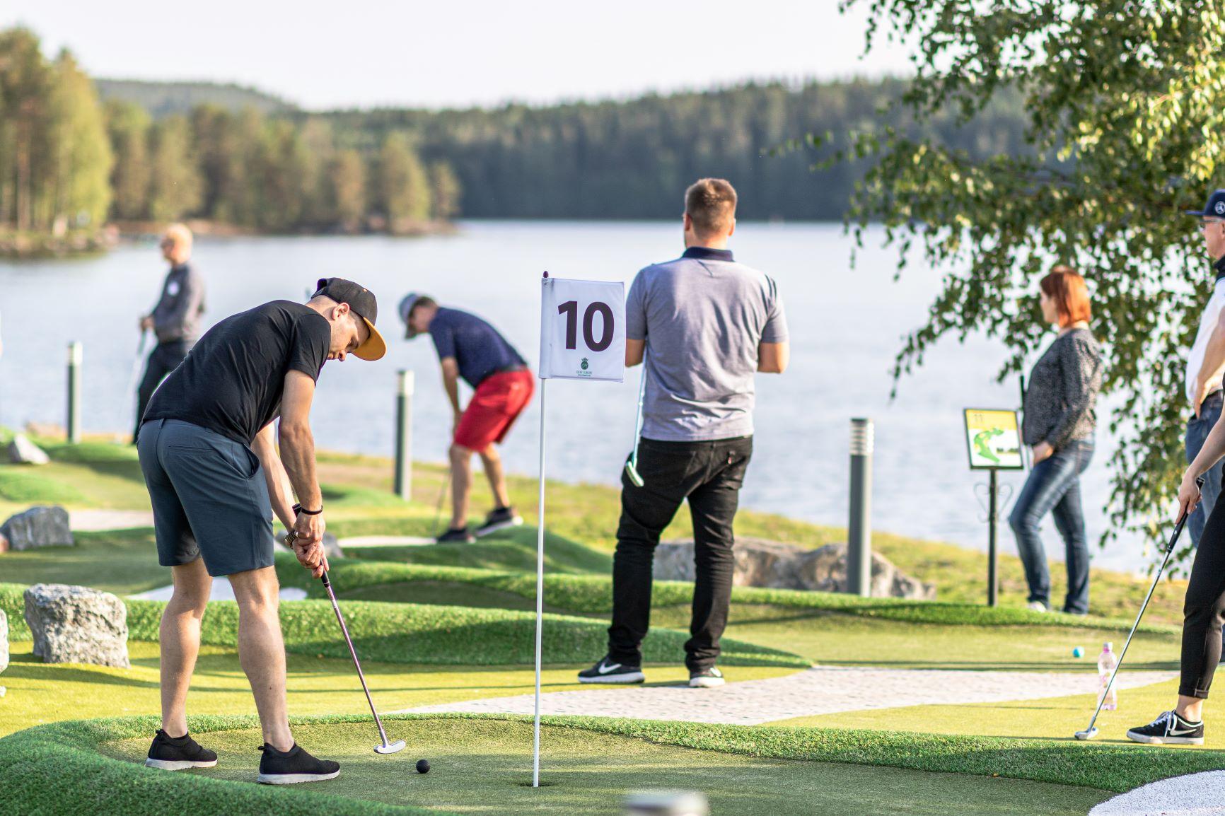 Kansainvälinen kisa Kuopioon