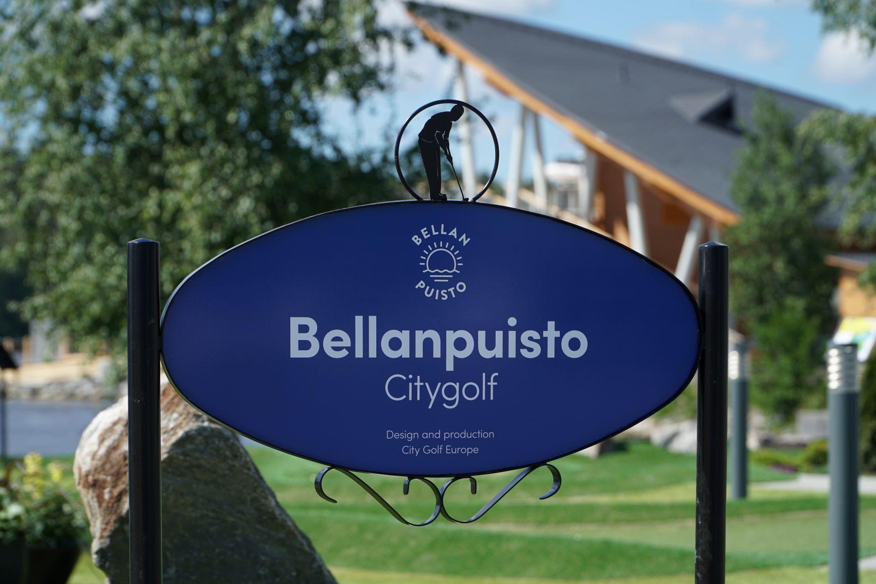 Bellanpuisto hosts World Adventure Golf Masters 2021