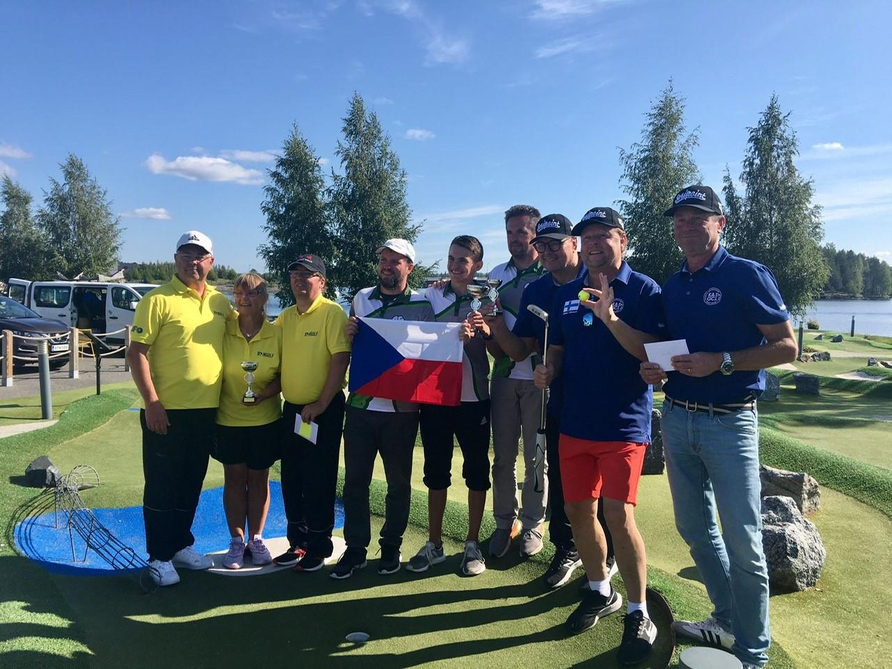Tsekin Daniel Vlcek puttasi FiAGM:n voittajaksi